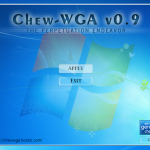 Chew-WGA Activator for Windows 7