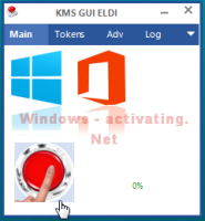 KMS activation windows 10
