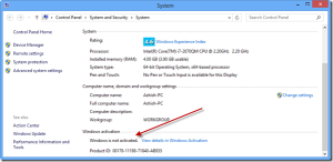 How to activate windows 10 product keys